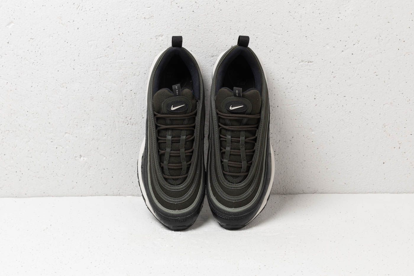 Nike Wmns Air Max 97 Premium Sequoia Dark Stucco Light Bone