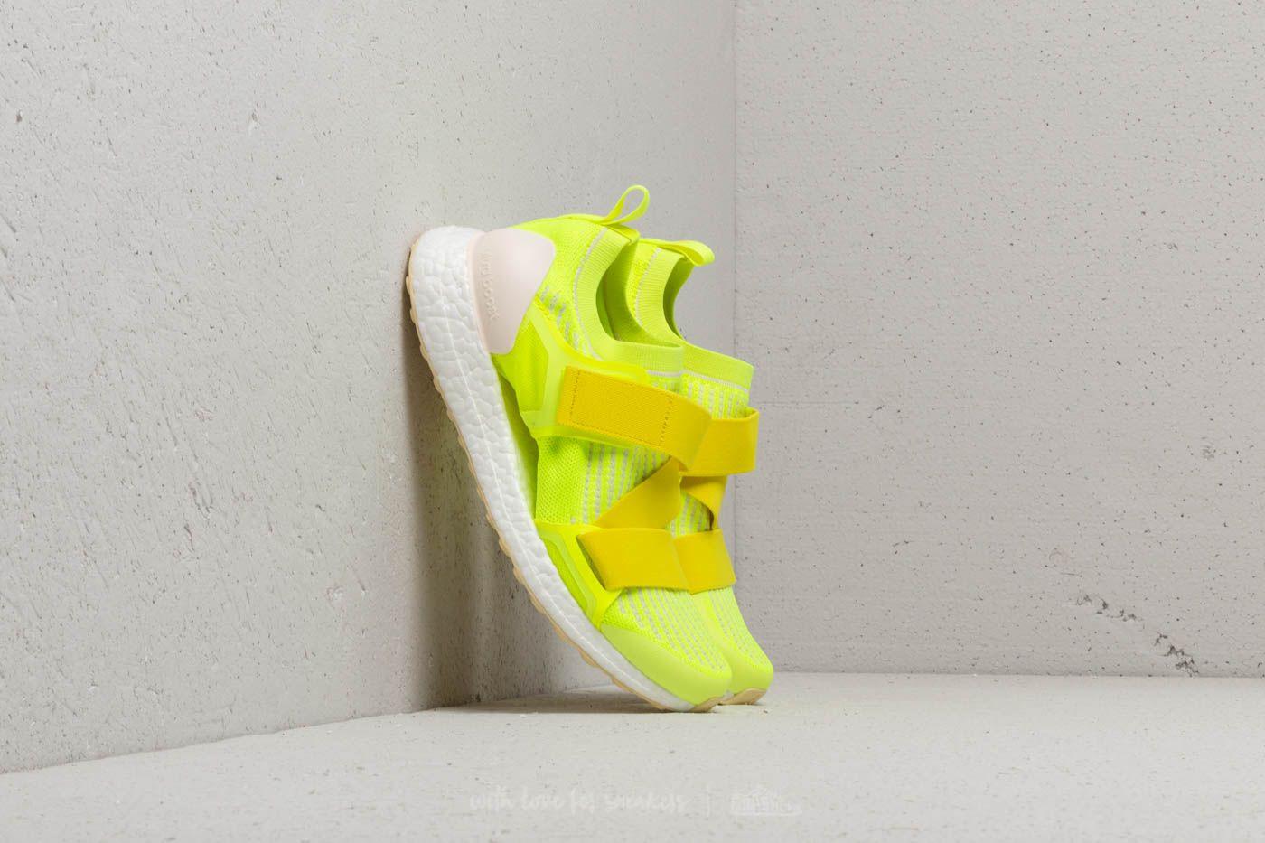 Dámské tenisky a boty adidas x Stella McCartney Ultraboost X S. Yellow/ Yellow/ Missun