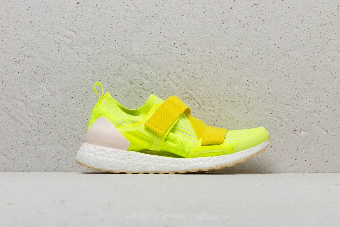 bc0ce3d401295 adidas x Stella McCartney Ultraboost X S. Yellow  Yellow  Missun at a great