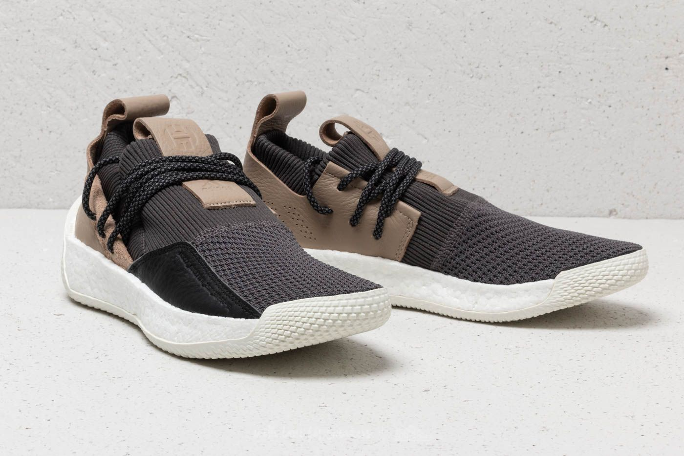shoes adidas Harden LS 2 Lace Grey