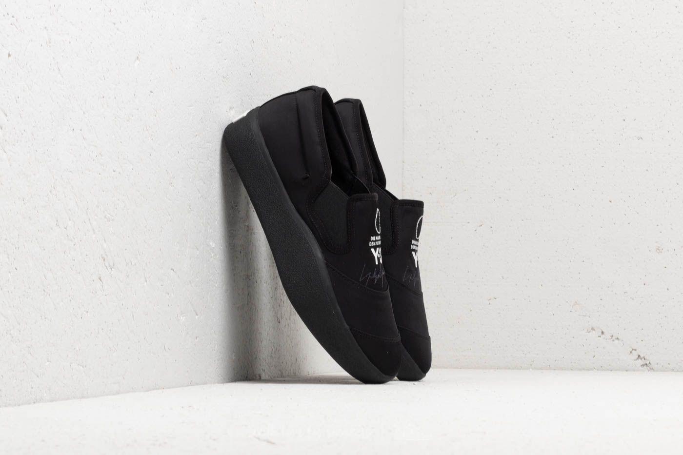 Y-3 TANGUTSU Black/ Black/ Black za skvělou cenu 5 190 Kč koupíte na Footshop.cz