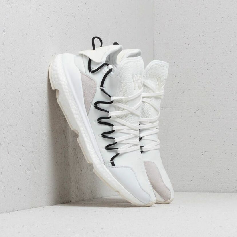 Y-3 Kusari Ftw White/ Core White/ Off White