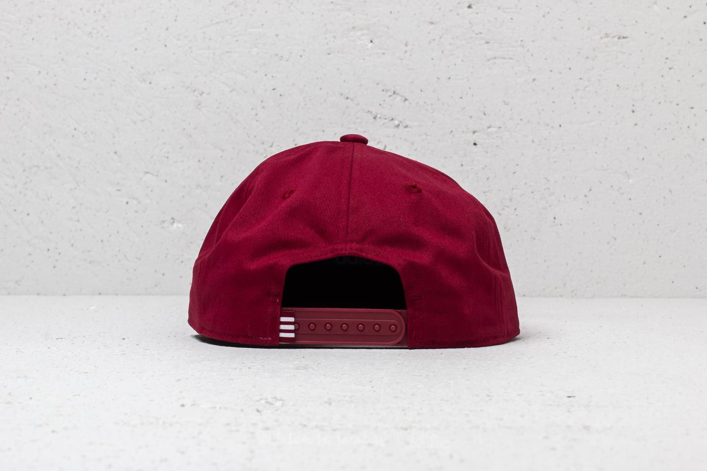 adidas Trefoil Snapback Collegiate Burgundy at a great price £22 buy at  Footshop d4b08f69e17