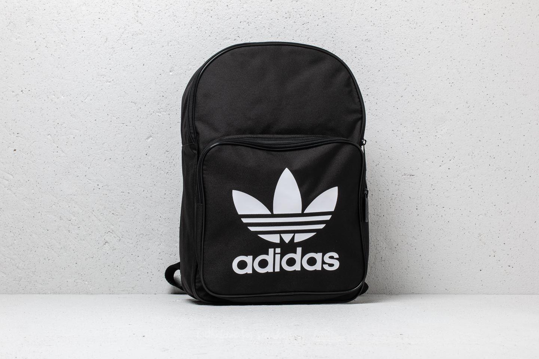 adidas Classic Trefoil Backpack Black  caac25f356b1e