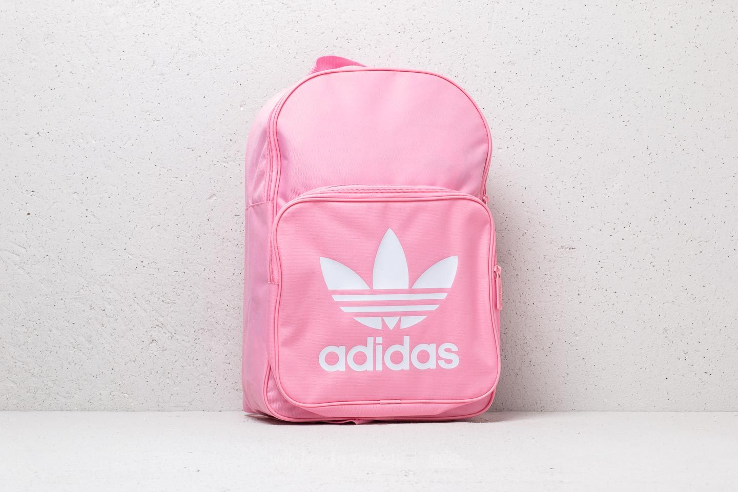 a00604d40f75 adidas Classic Trefoil Backpack Light Pink