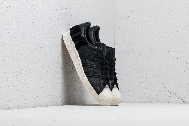 adidas Superstar 80s Core Black/ Core Black/ Off White za skvělou cenu 1 550 Kč koupíte na Footshop.cz