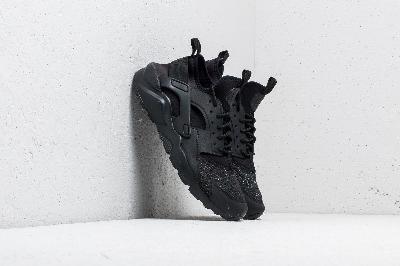 Nike Air Huarache Run Ultra SE (GS) Black/ Black