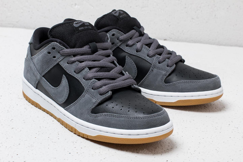 finest selection 7a40d 7e9df Nike SB Dunk Low TRD Dark Grey/ Dark Grey-Black | Footshop