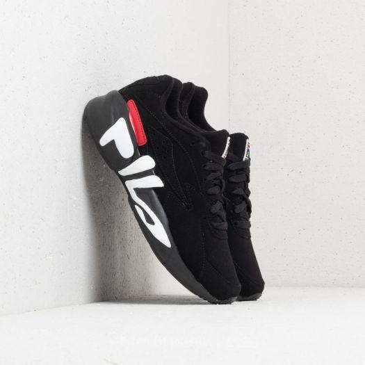 Fila Mindblower Black/ White/ Fila Red | Footshop