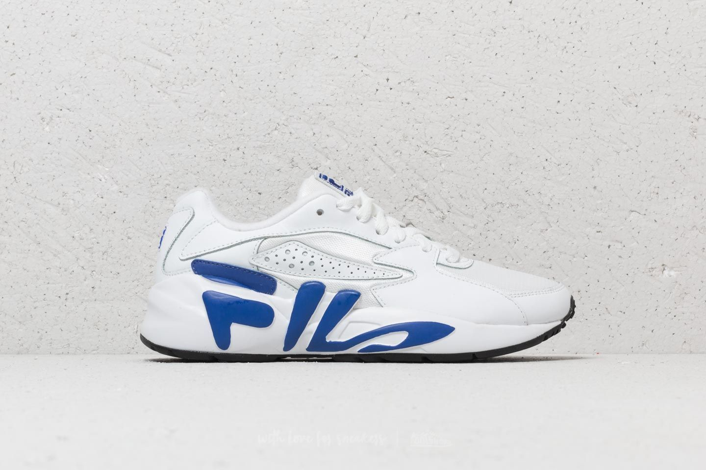 52f70b50a8d9 Fila Mindblower White  Royal Blue  Black at a great price 64 € buy at