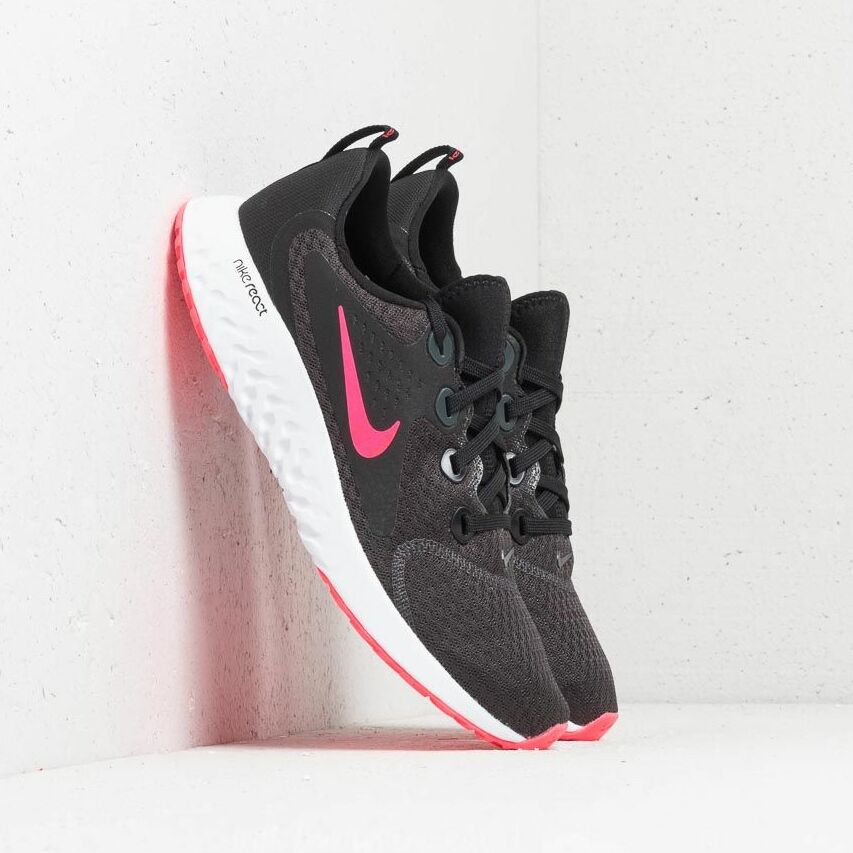 Nike Legend React (GS) Black/ Racer Pink-Anthracite EUR 38.5