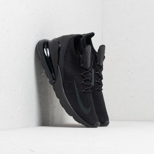 new arrival 7078b bc9ec Nike Air Max 270 Flyknit Black/ Anthracite-Black | Footshop
