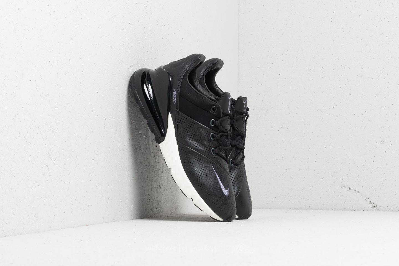 new product 451c2 12463 Nike Air Max 270 Premium Black/ Light Carbon-Sail | Footshop