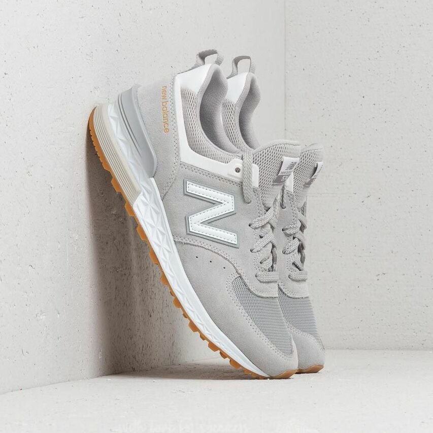 New Balance 574 Grey/ White EUR 45