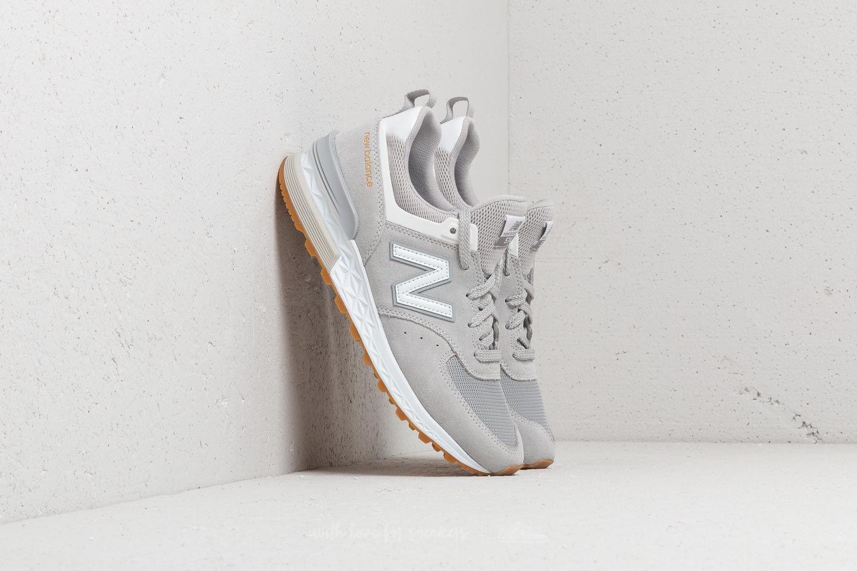 New Balance 574 Grey/ White za skvělou cenu 1 990 Kč koupíte na Footshop.cz