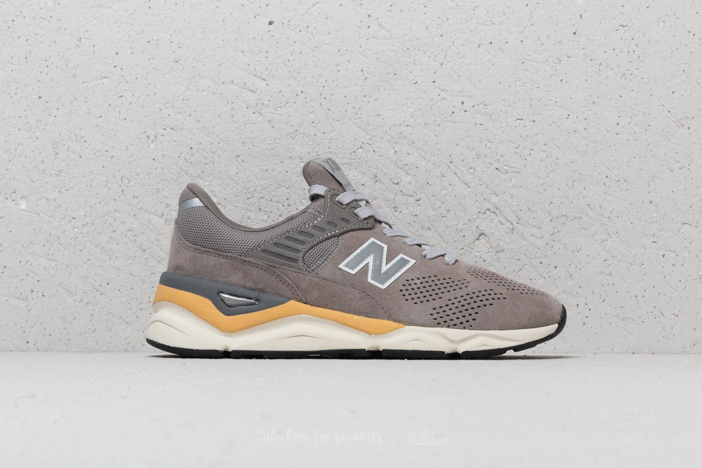reputable site 499b4 55daa New Balance X-90 Grey  White at a great price 84 € buy at