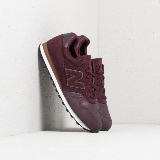 best service 4d2d9 73a3b New Balance 373 Burgundy/ White | Footshop