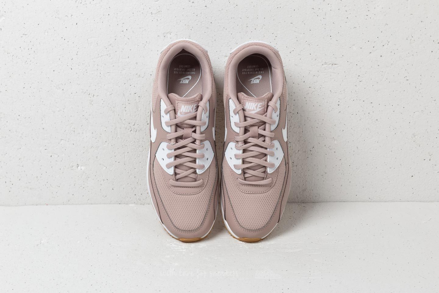 Nike Wmns Air Max 90 Diffused Taupe White | Footshop