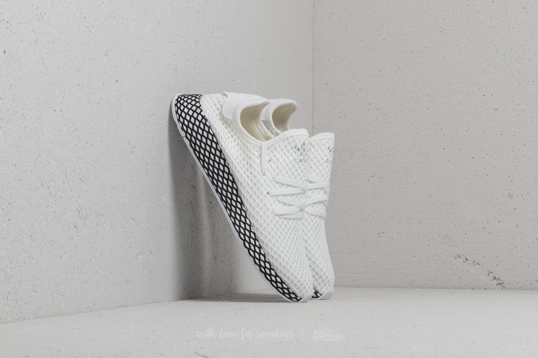 adidas Deerupt Runner Ftw White/ Ftw White/ Core Black