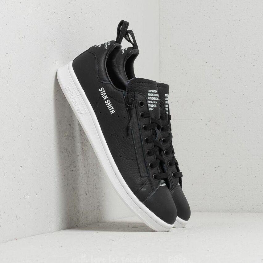 adidas Consortium X Mita Stan Smith Black/ Black/ White EUR 37 1/3