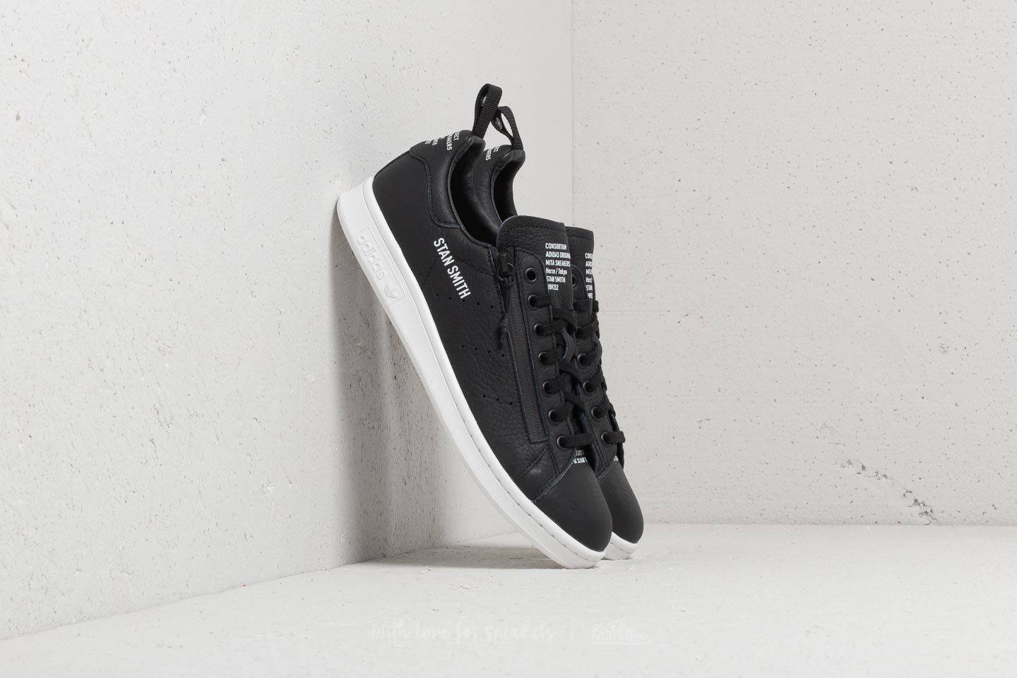 ede1f4a82db1 adidas Consortium X Mita Stan Smith Black  Black  White at a great price 88