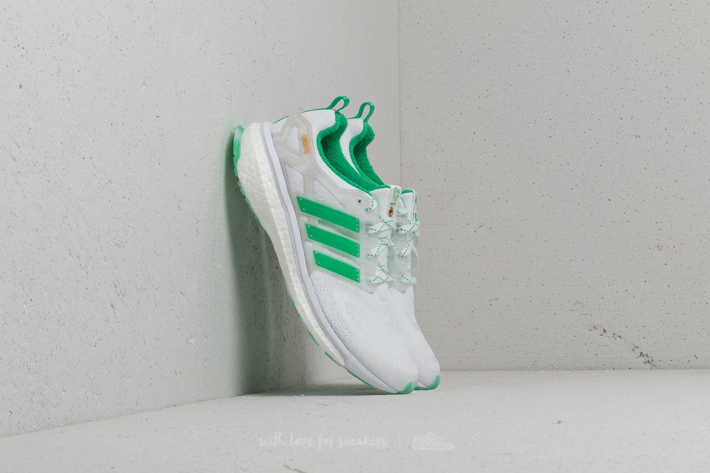 58187fd2c adidas Consortium x Concepts Energy Boost White  Green  White at a great  price 121