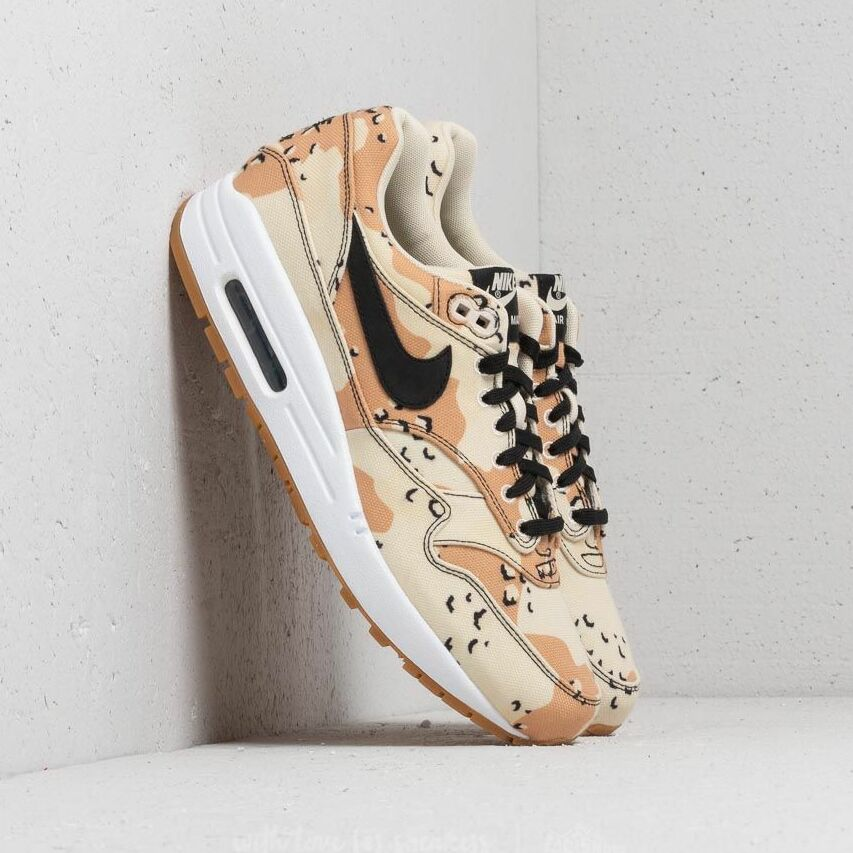 Nike Air Max 1 Premium Beach/ Black-Praline EUR 43
