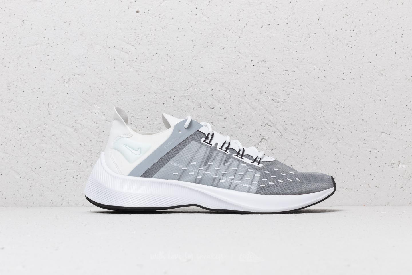 separation shoes e101d b63ba Nike EXP-X14 (GS) White Wolf Grey-Black W super cenie