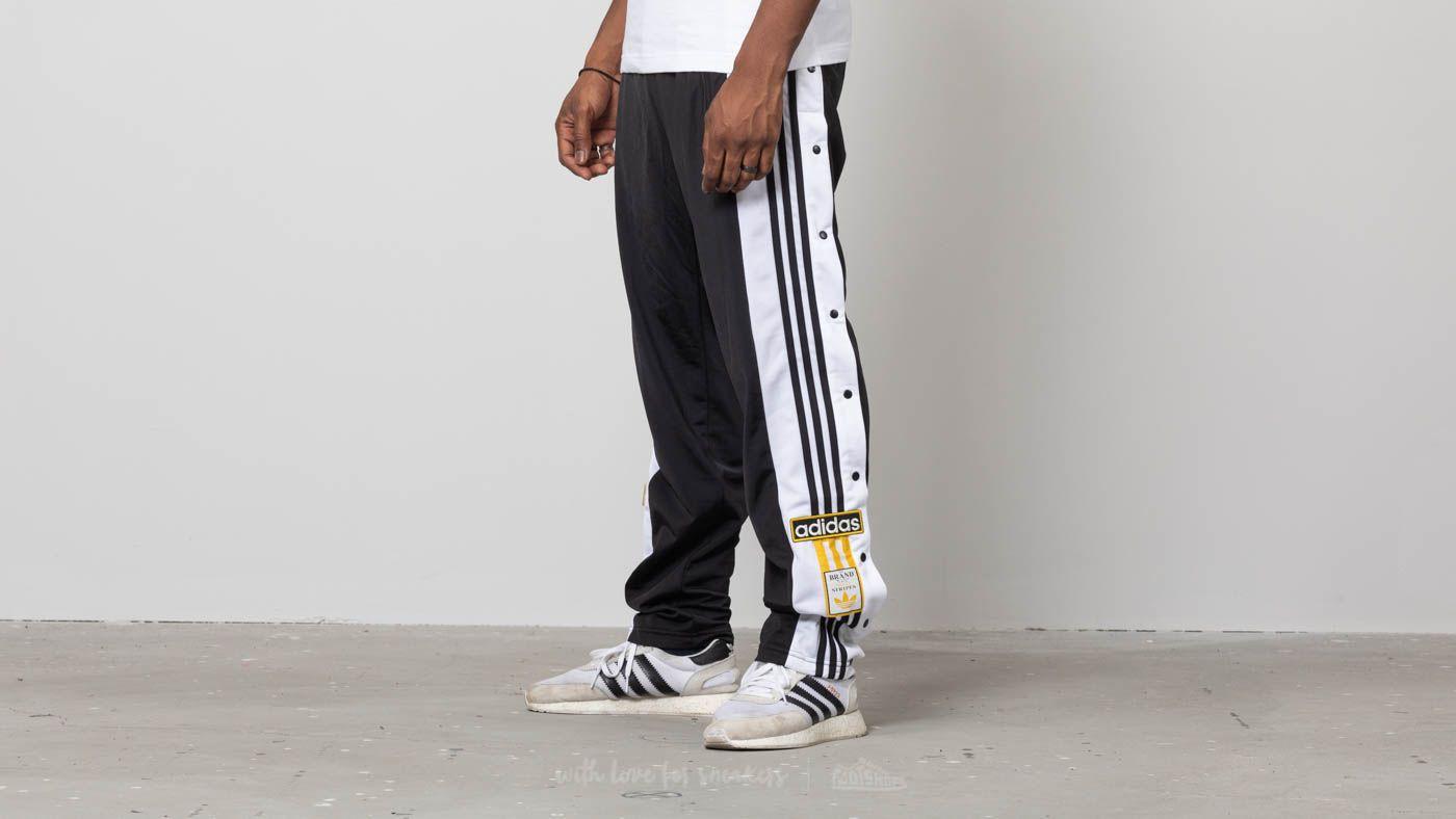ea0060489 adidas Adibreak Trackpants Black | Footshop