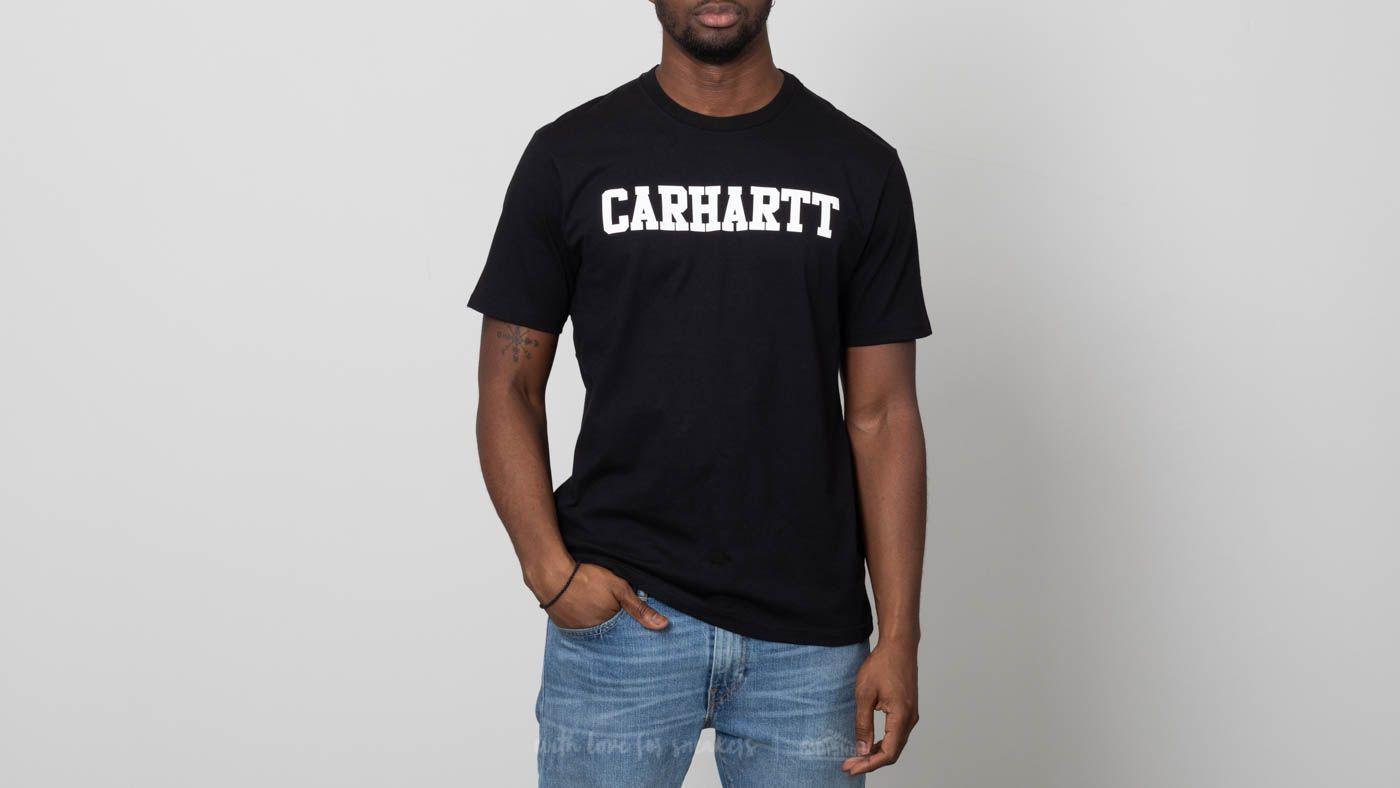 Carhartt WIP College Shortsleeve Tee