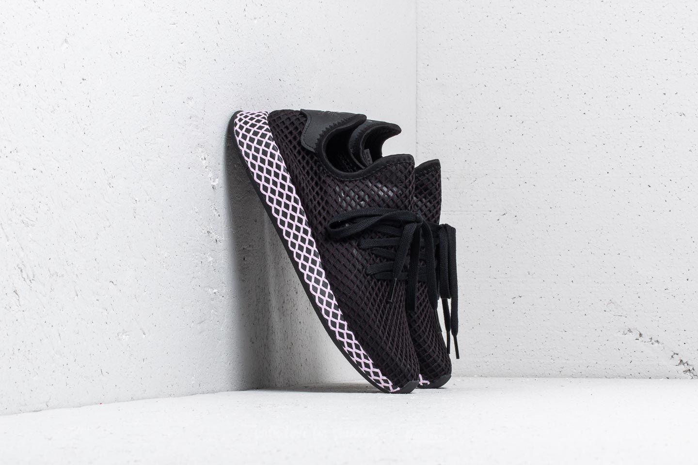 067aa88b28da1 adidas Deerupt W Core Black  Core Black  Core Lelil