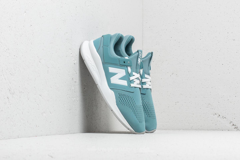 New Balance 247 Blue/ White