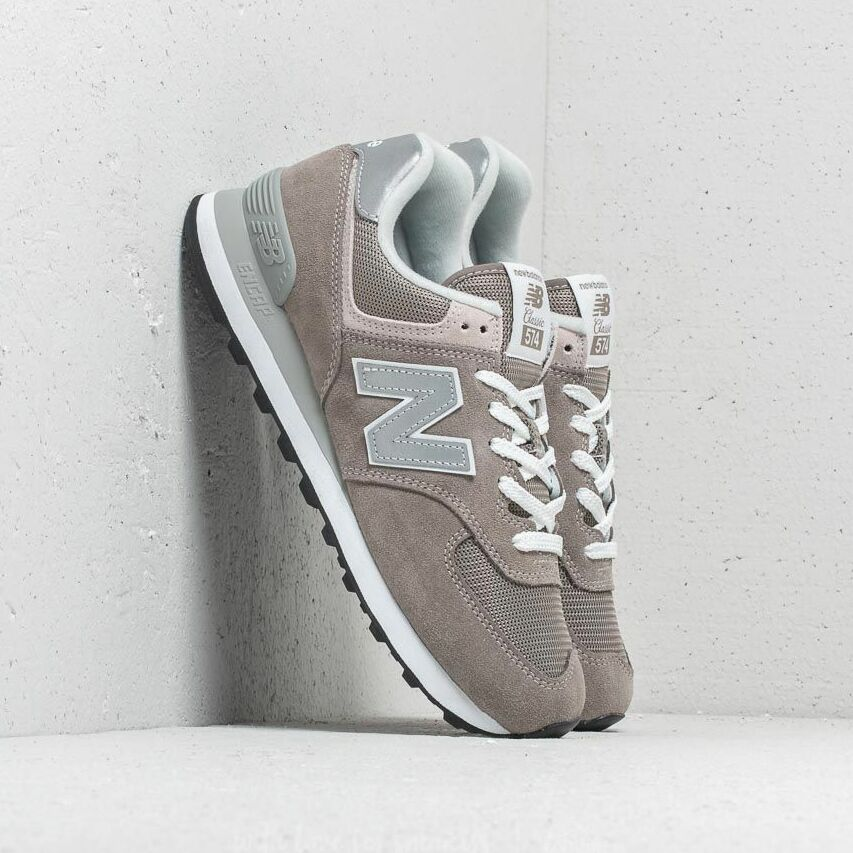 New Balance 574 Grey/ White EUR 42
