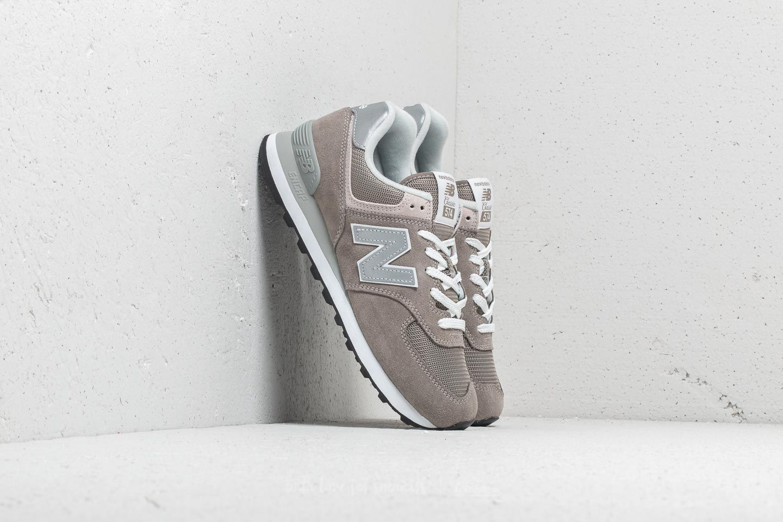 New Balance 574 Grey/ White za skvělou cenu 1 140 Kč koupíte na Footshop.cz