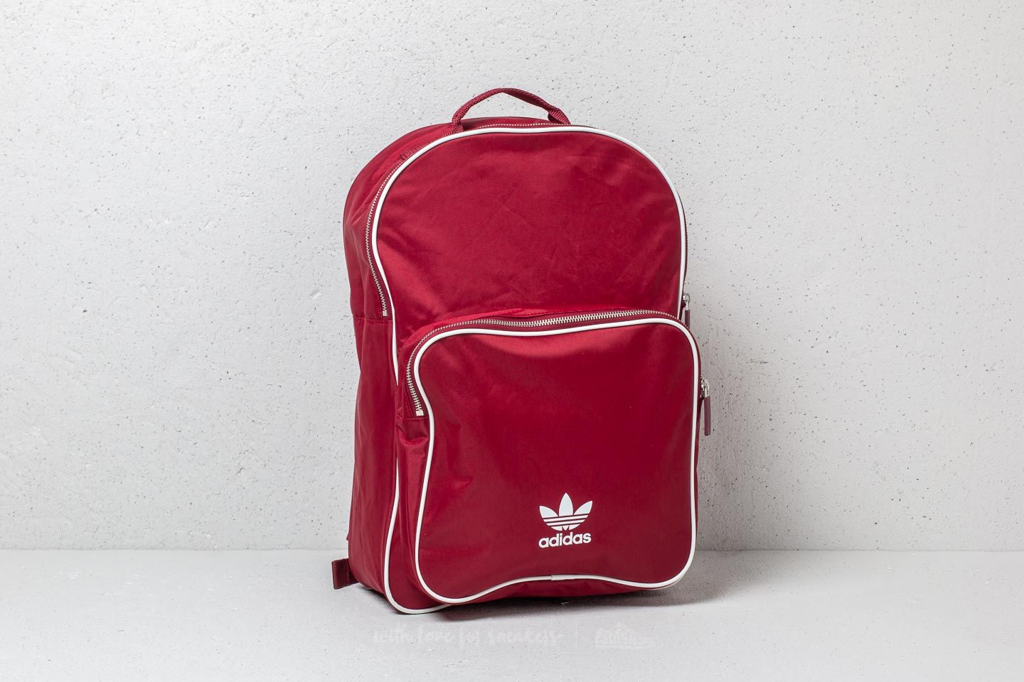 13e68a9d3b74 adidas Classic Adicolor Backpack Collegiate Burgundy at a great price  40  buy at Footshop