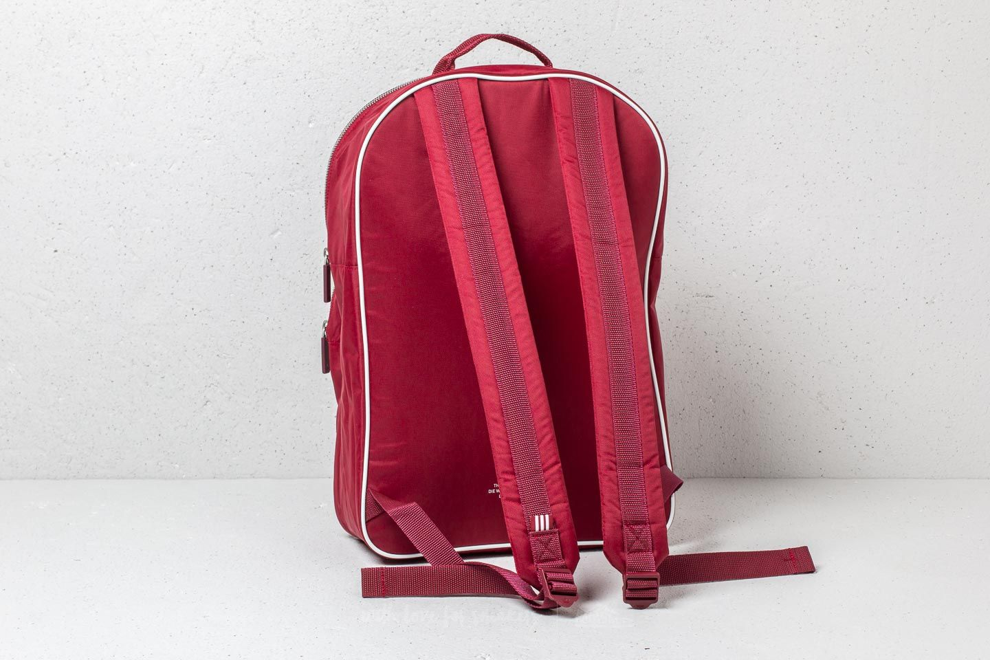 671343461682 adidas Classic Adicolor Backpack Collegiate Burgundy at a great price  40  buy at Footshop