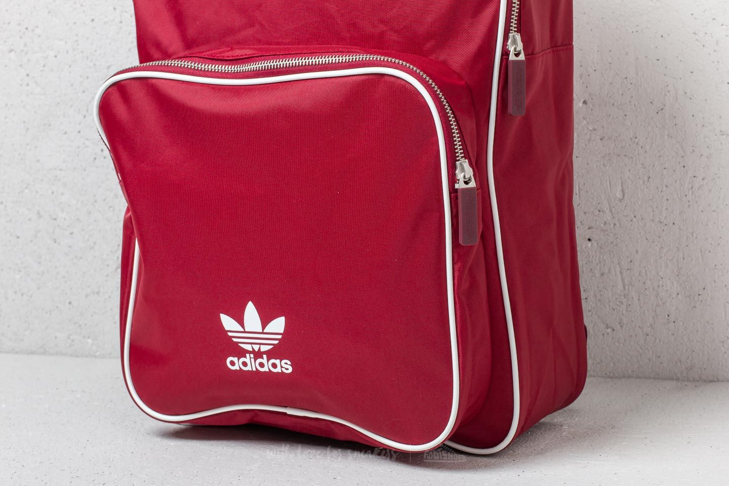 5728644c035afa Adidas Classic Backpack Burgundy | Building Materials Bargain Center