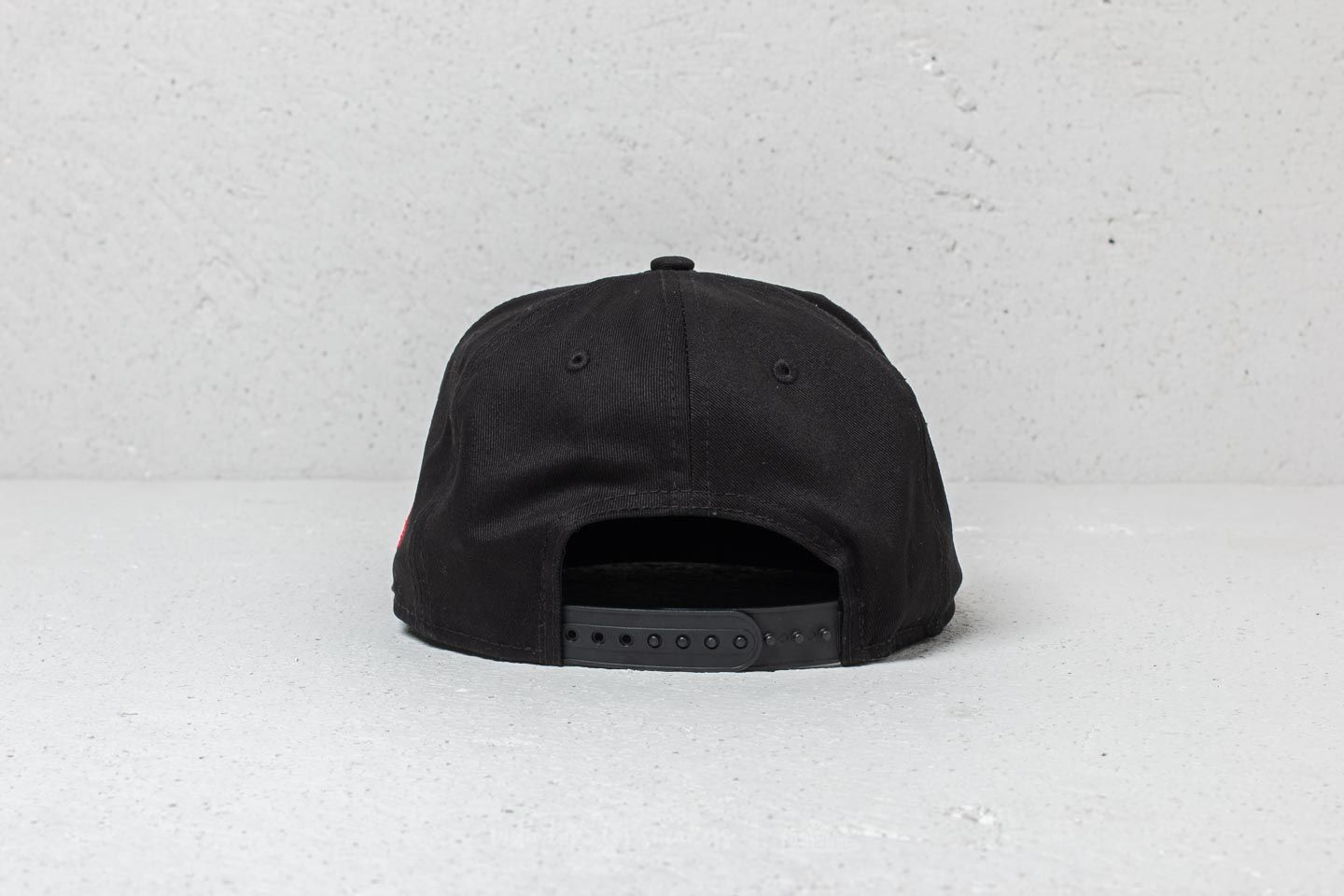 86965f0cb ... get new era 9fifty nba chicago bulls cap black red at a great price 27  3e17c