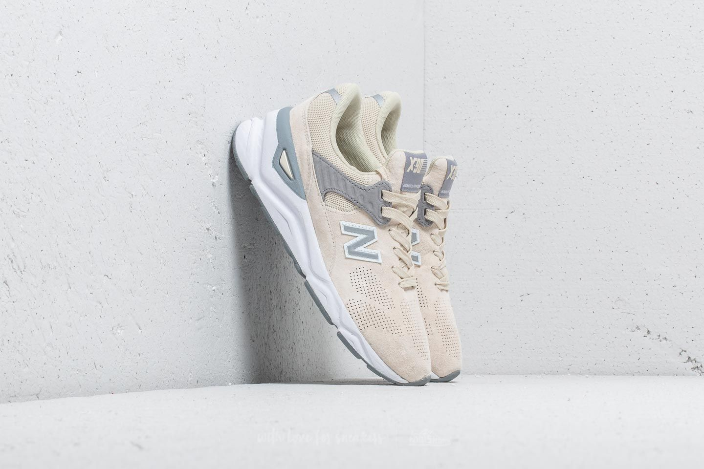 New Balance X-90 Beige/ White at a great price 59 € buy at Footshop