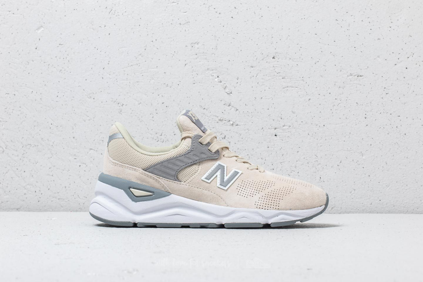 the latest ebe83 88a09 New Balance X-90 Beige  White at a great price 74 € buy at
