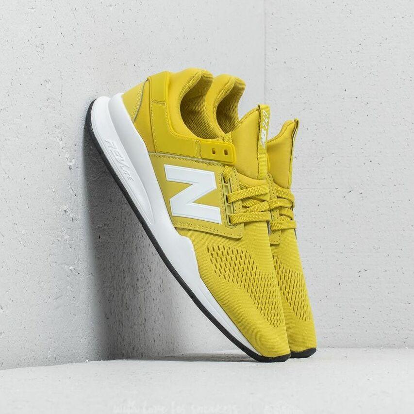 New Balance 247 Lime/ White EUR 46