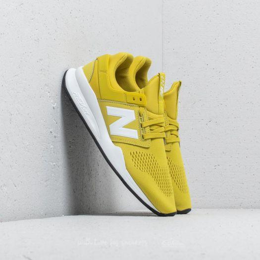 new balance 247 jaune