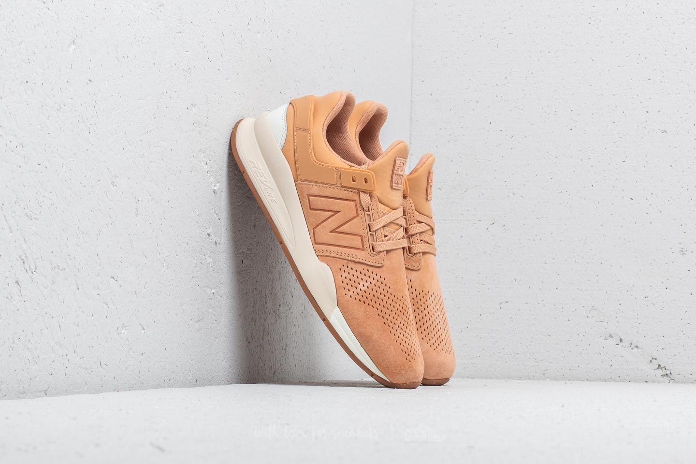 New Balance 247 Brown/ White a muy buen precio 81 € comprar en Footshop