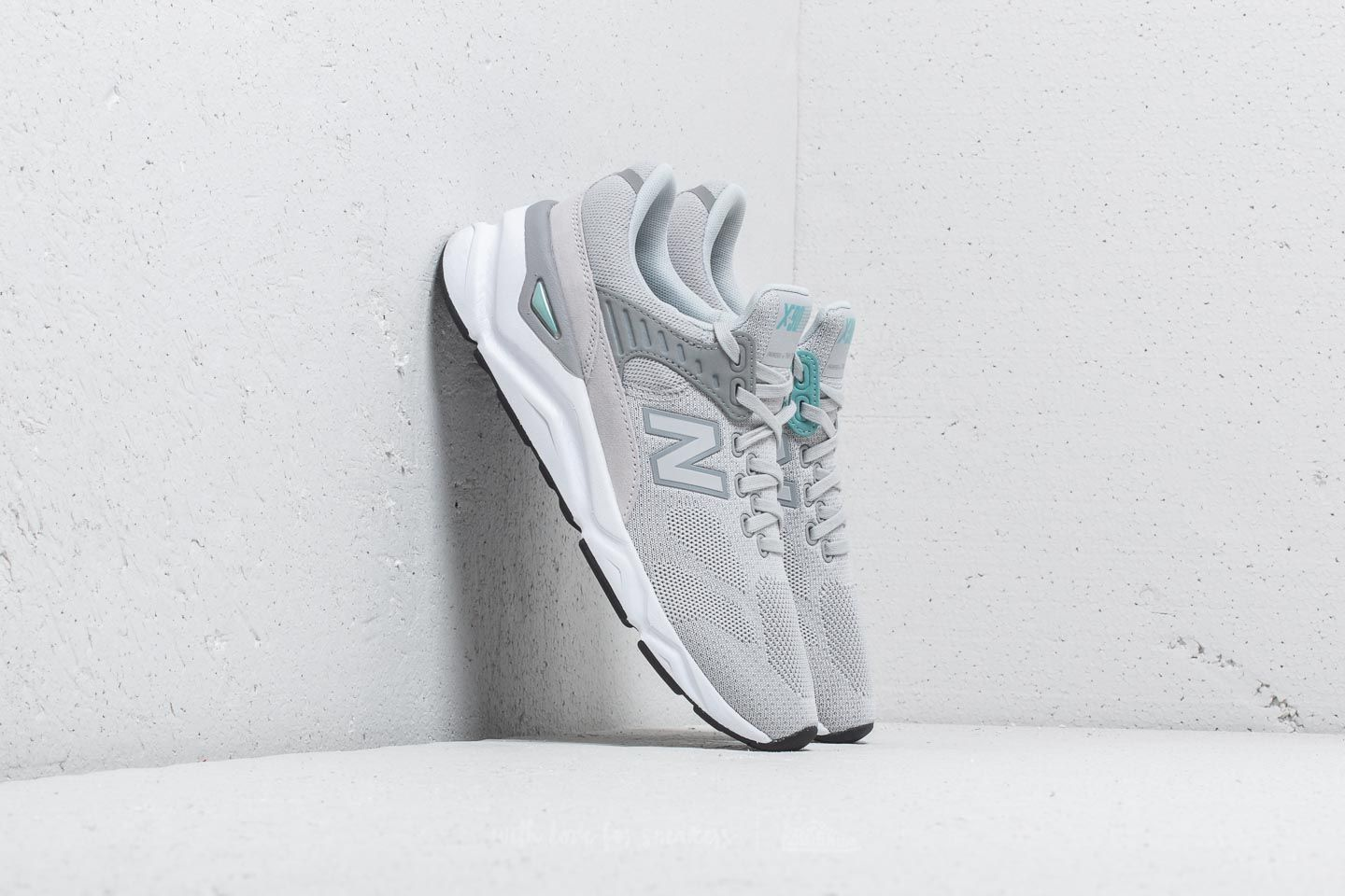 New Balance X-90 Grey/ White at a great price 66 € buy at Footshop