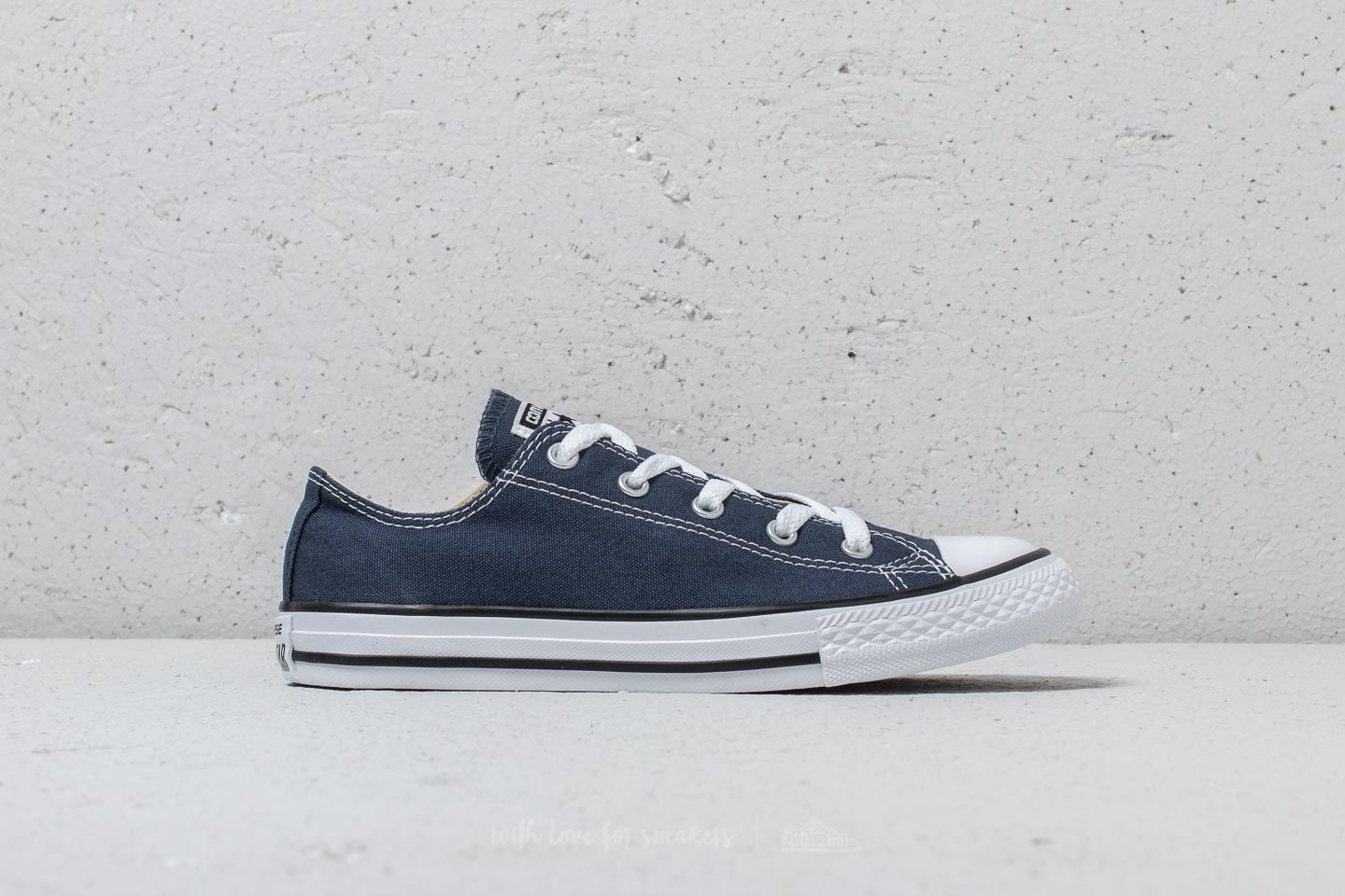 Converse Chuck Taylor All Star Ox Navy at a great price £26 buy at Footshop d4e0c3185041