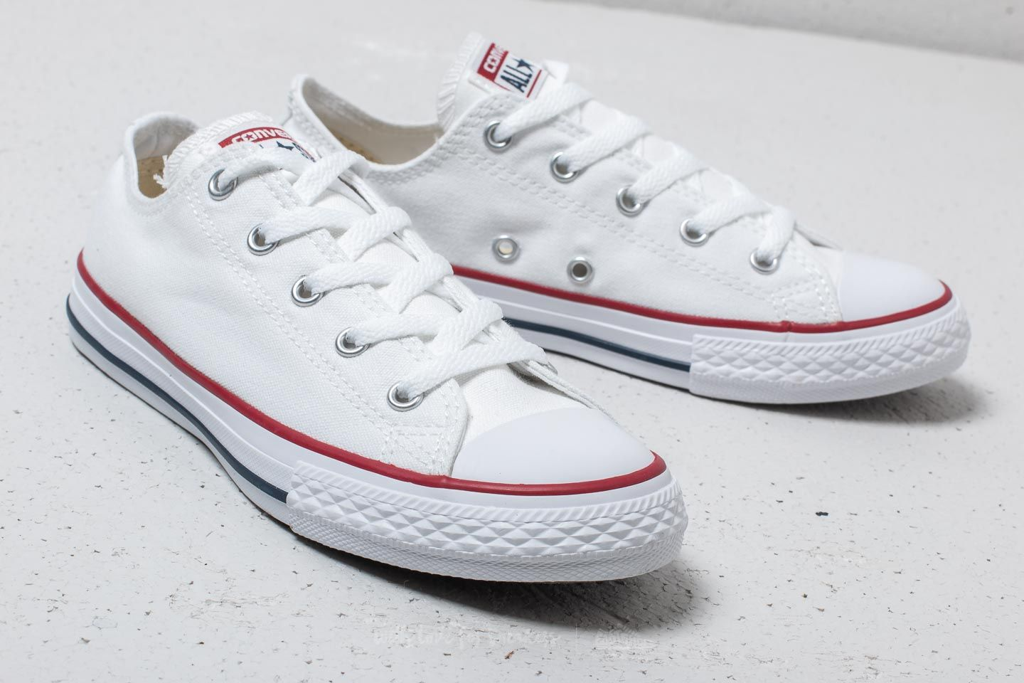 Converse Chuck Taylor All Star Youth Ox Optical White at a great price 41 €  buy 53c1df4ecb2