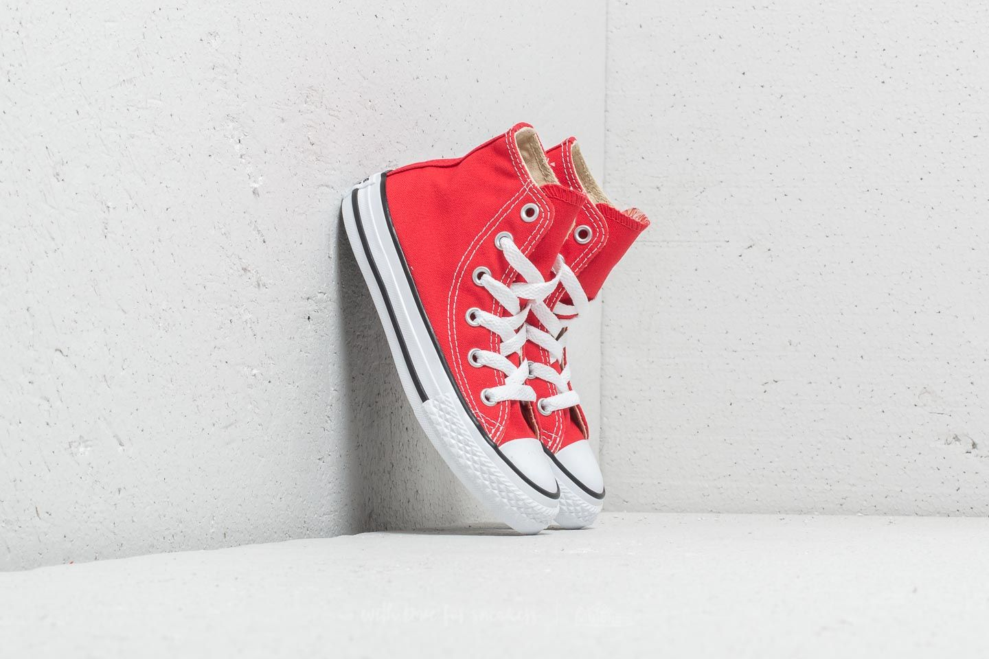 e33f9cf2c134ca Converse Chuck Taylor All Star Hi Red