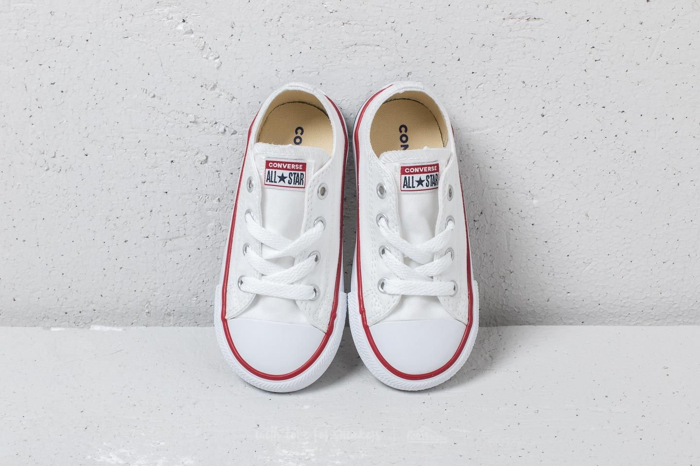 Converse Chuck Taylor All Star Ox I Optical White at a great price £21 buy 1a76bff23