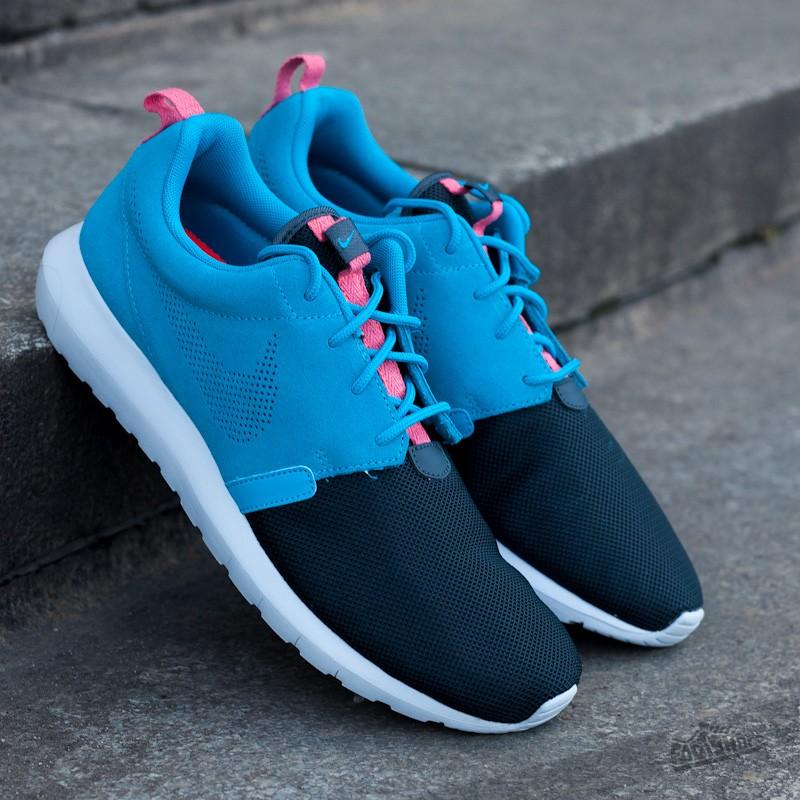 34bd29fc68f6 Nike Rosherun NM FB Blue Lagoon Classic Charcoal Pure Platinum ...