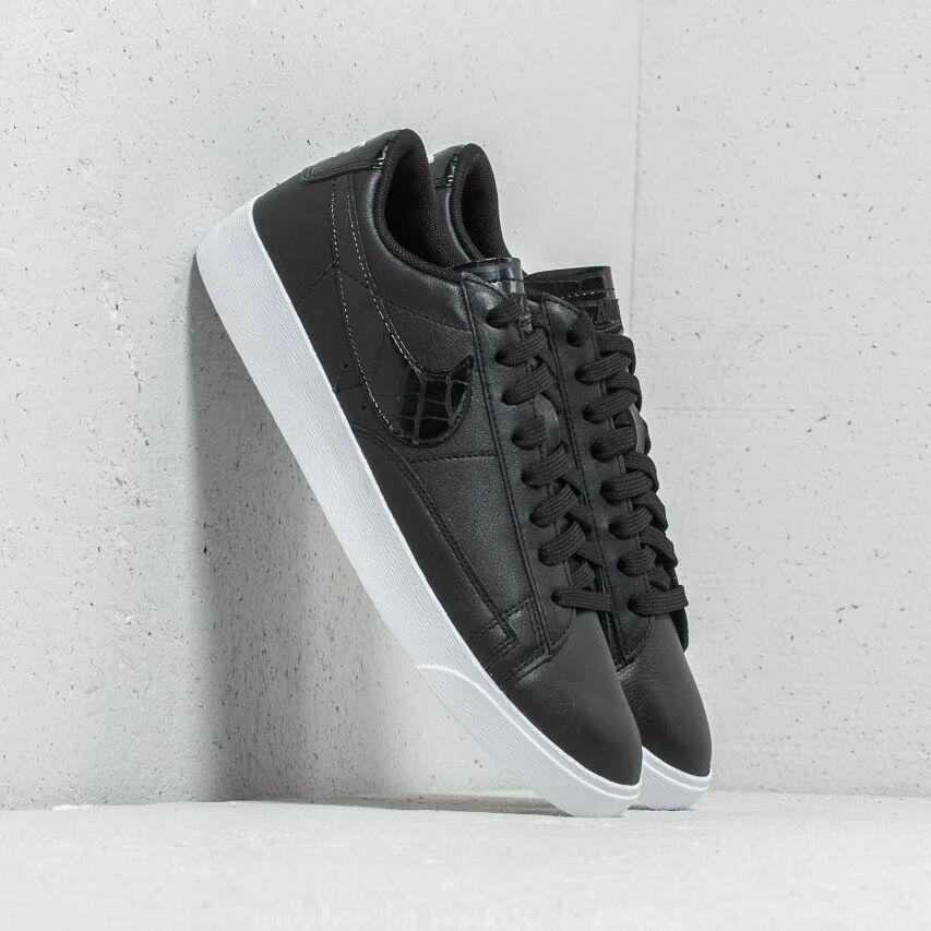 Nike W Blazer Low Black/ Black-Black EUR 41